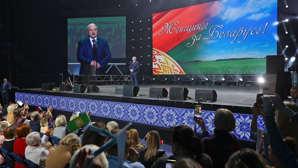 """Основатель """"Миража"""" подает в суд из-за концерта в поддержку Лукашенко"""