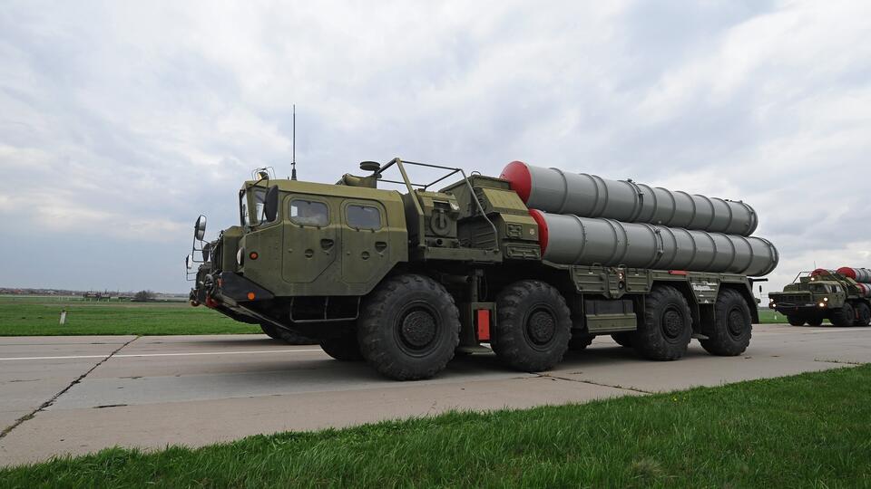 Турция продолжает испытания российских С-400