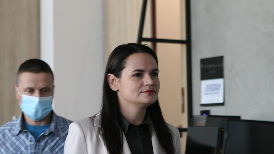 Тихановская заявила, что в Белоруссии не будет двоевластия