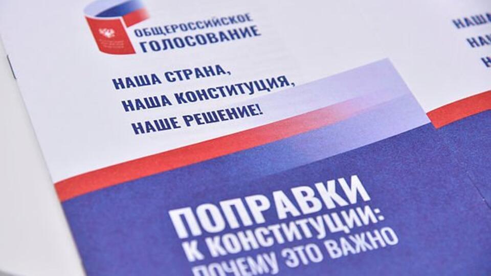 Полиция установила причастных к афере для голосования по поправкам