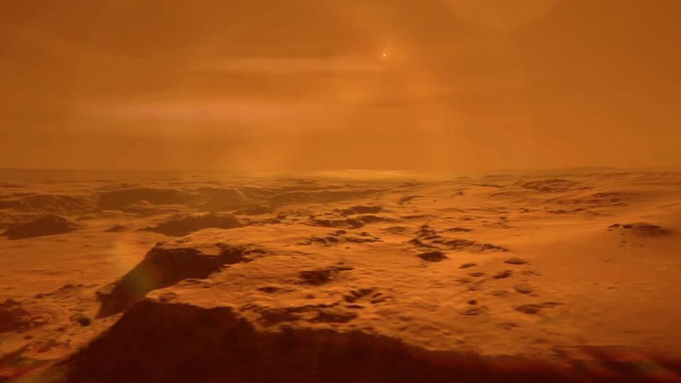 Ученый рассказал о сроках появления города-миллионника на Марсе