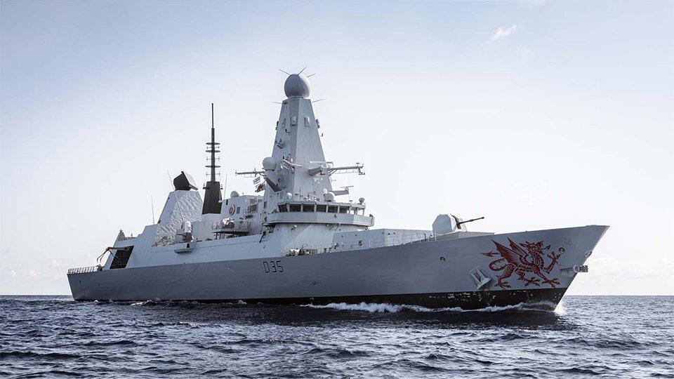 Зачем Западу провокация с британским эсминцем в Черном море