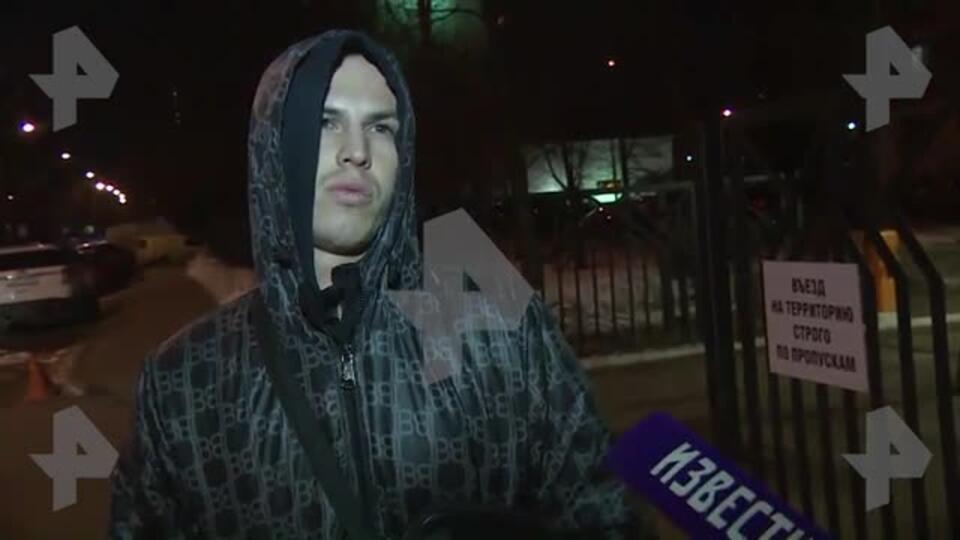 Друг подозреваемого в наезде на женщин в Москве: Он сейчас в полиции