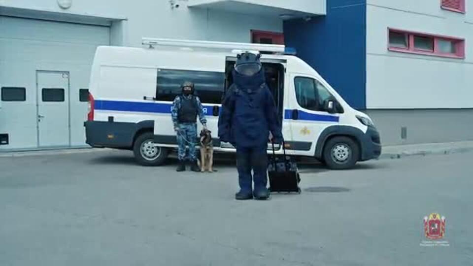 Росгвардейцы поздравили москвичей с Днем города оригинальным клипом