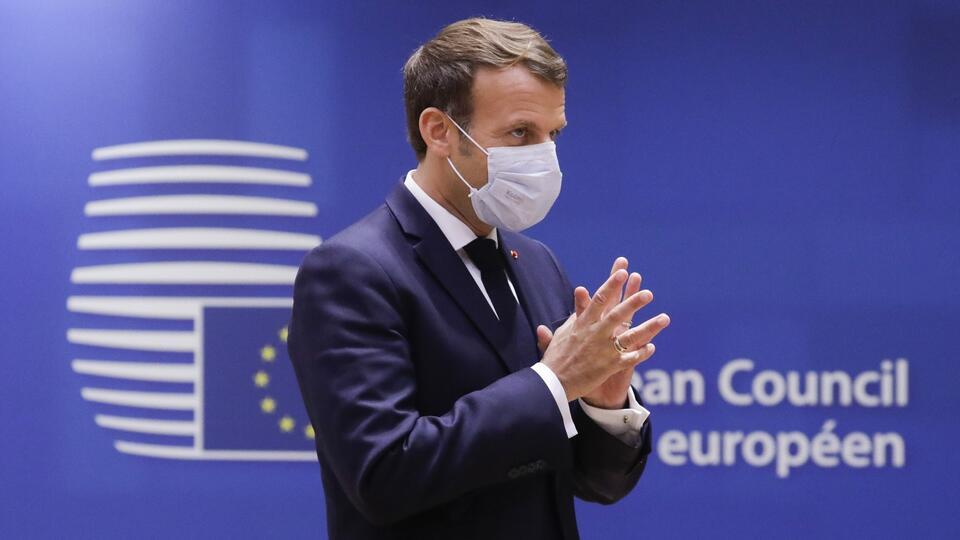 Франция отозвала посла в Турции после нападок Эрдогана