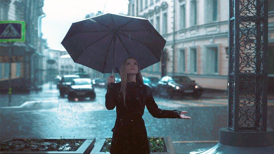 В Москве во вторник будет жарко и дождливо
