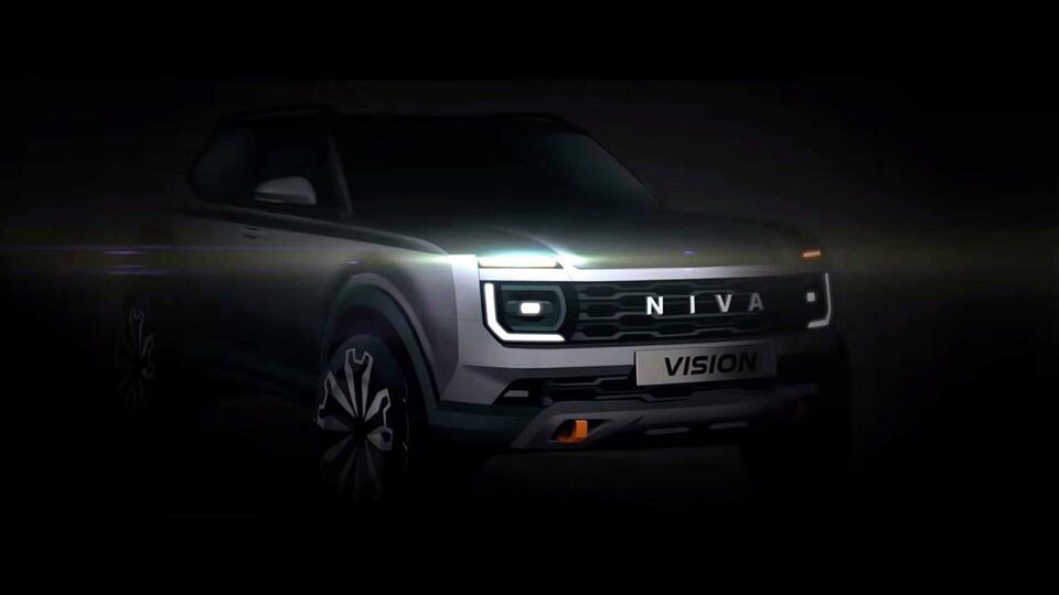 В Германии оценили новое поколение Lada Niva