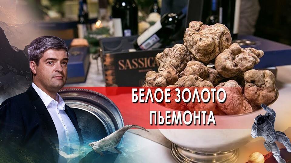 Белое золото Пьемонта. НИИ РЕН ТВ. (18.05.2021).