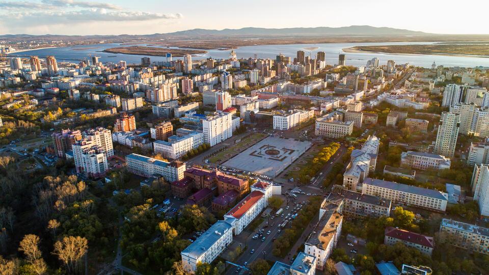 Путин назвал Хабаровский край промышленно развитым регионом
