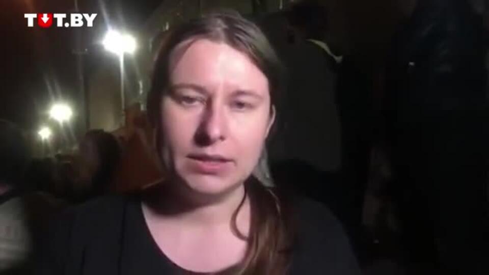 """""""Спортзал был залит кровью"""": минчане о содержании в РУВД и СИЗО"""