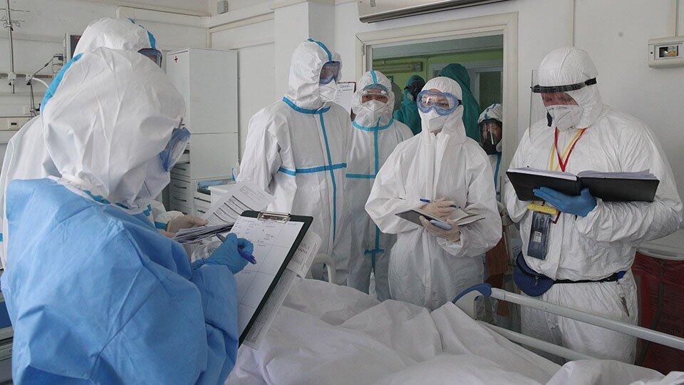 В Москве за сутки скончались 75 больных с коронавирусом